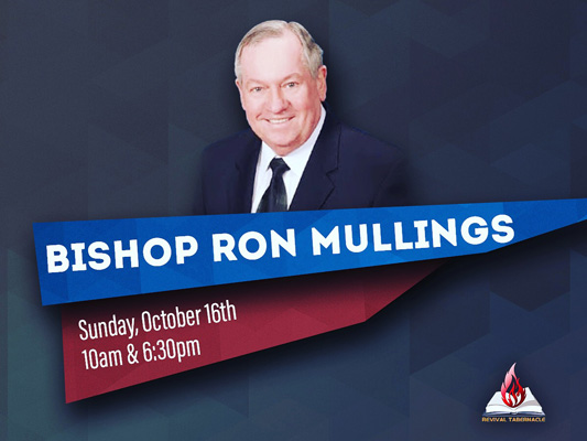 Bishop Ron Mullings